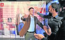 De los Toyos se presenta a alcalde por parte del PSE-EE para que «Eibar sea lo primero»