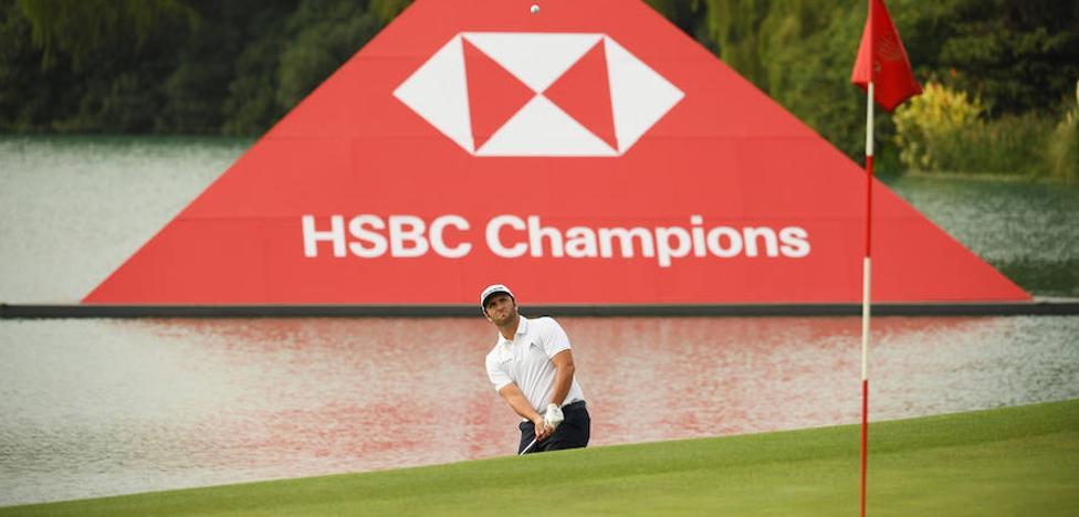 Rahm se recupera en el Mundial de Shanghai, aunque sea tarde