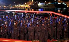 Al menos 20 marroquíes desaparecidos al naufragar una patera con destino a España