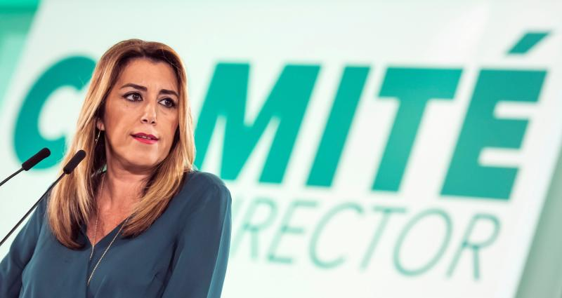 Susana Díaz denuncia la «epidemia supremacista» que «insulta» a los andaluces porque no les votan