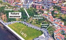 El Puerto Viejo de Getxo contará con un segundo ascensor