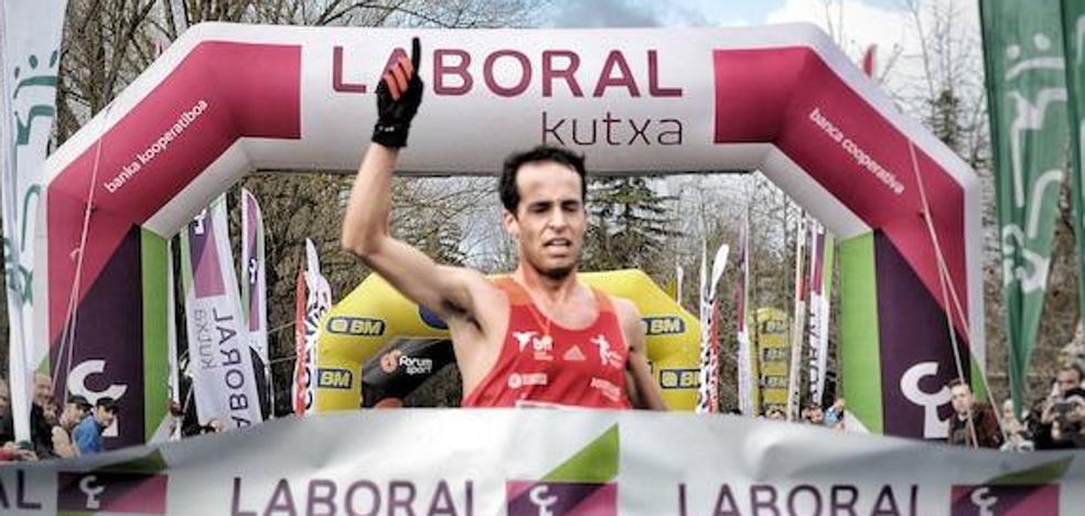 Iván Fernández disputará la Behobia-San Sebastián