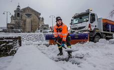 81 quitanieves mantendrán despejadas las carreteras vizcaínas este invierno