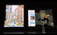 Apple presenta el nuevo iPad Pro, sin marcos y con reconocimiento facial