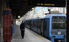 Convocan una jornada de huelga en Euskotren para exigir la aprobación del convenio