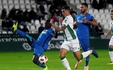 Jaime Mata sella la victoria del Getafe en Córdoba