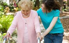 Con la llegada del frío, aumentan las fracturas de cadera en las personas mayores