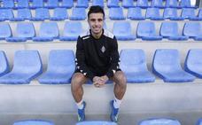 «Me hace mucha ilusión jugar contra la Real», reconoce Ibarbia