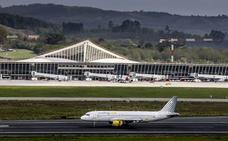 Loiu operará 754 vuelos en 6 días con motivo del puente y los premios MTV