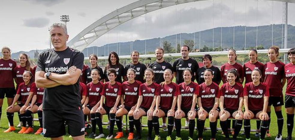 El Athletic destinó la pasada campaña 1,7 millones al fútbol femenino