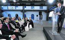 Rementeria pide «seguir pedaleando» para mantener el tirón internacional de Bizkaia