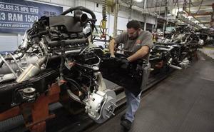 España, en el ranking mundial de robots para el sector del automóvil