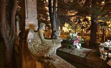 El cementerio de Santa Isabel (Vitoria)