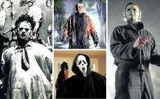 Halloween: las máscaras del terror