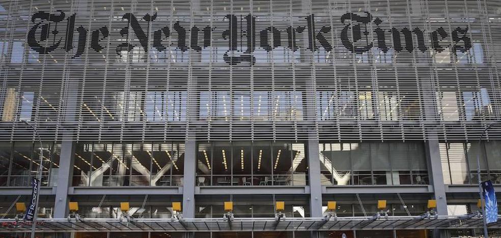 The New York Times alcanza tres millones de suscriptores digitales