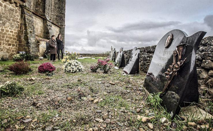 Cementerios singulares