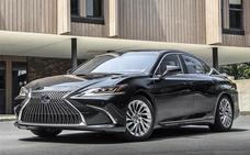 Lexus ES 300 h, máximo rendimiento dinámico