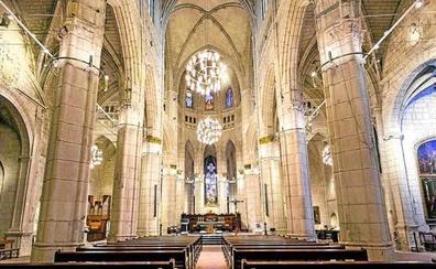 La 2 emitirá el domingo la misa de la Catedral Vieja de Vitoria
