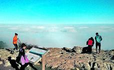 Ruta Ganeta (685 m.), Pagasarri (671 m.), Aranzuri (510 m.) y Parada (257 m.)