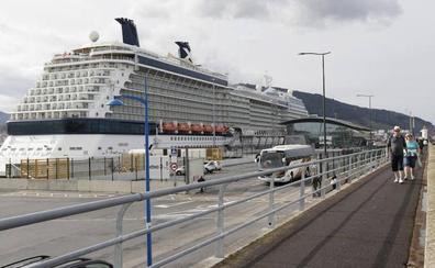 Getxo alcanza un nuevo récord con la llegada de 86.500 visitantes en crucero esta campaña