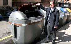 Getxo debe incrementar el reciclaje un 20% para cumplir la norma europea