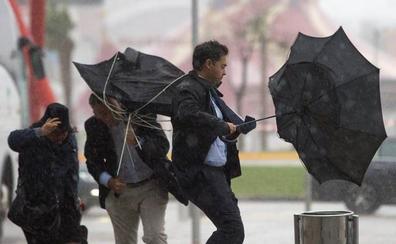 Un octubre más lluvioso de lo habitual en Euskadi