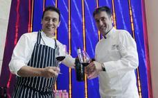 Los 160 años de Riscal reúnen en Bilbao a los dos cocineros de titanio