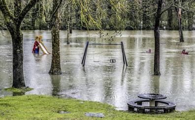 El plan para prevenir inundaciones entre Gamarra y Abetxuko arrancará en enero