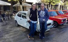 Nace la asociación de Uribe Kosta de aficionados a los coches clásicos