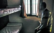 El camino de la droga en la cárcel de Zaballa