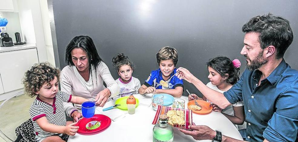 Las 5.000 familias numerosas de Álava reclaman «facilidades para conciliar»