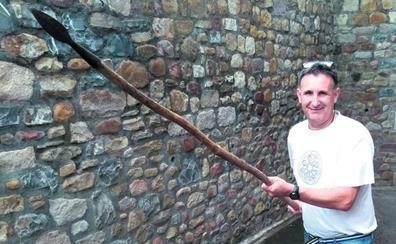 Las lanzas de Velázquez partían de Elorrio