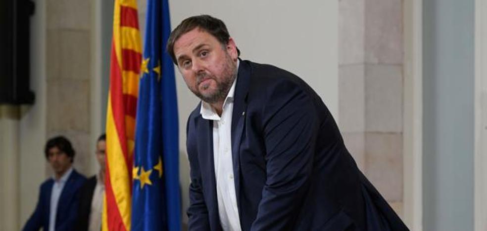 Acusaciones dispares para el golpe en Cataluña