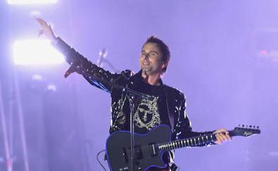 Vídeo de la actuación de Muse