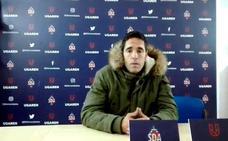«Tenemos que dar el punto por bueno», indica Iñigo Vélez