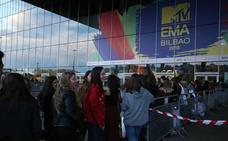 Premios MTV: el ambiente en el BEC