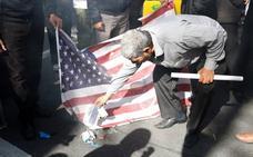Las nuevas de sanciones de EE UU a Irán entra en vigor esta medianoche
