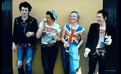 Reino Unido recuerda el punk, la música de los rebeldes enfadados