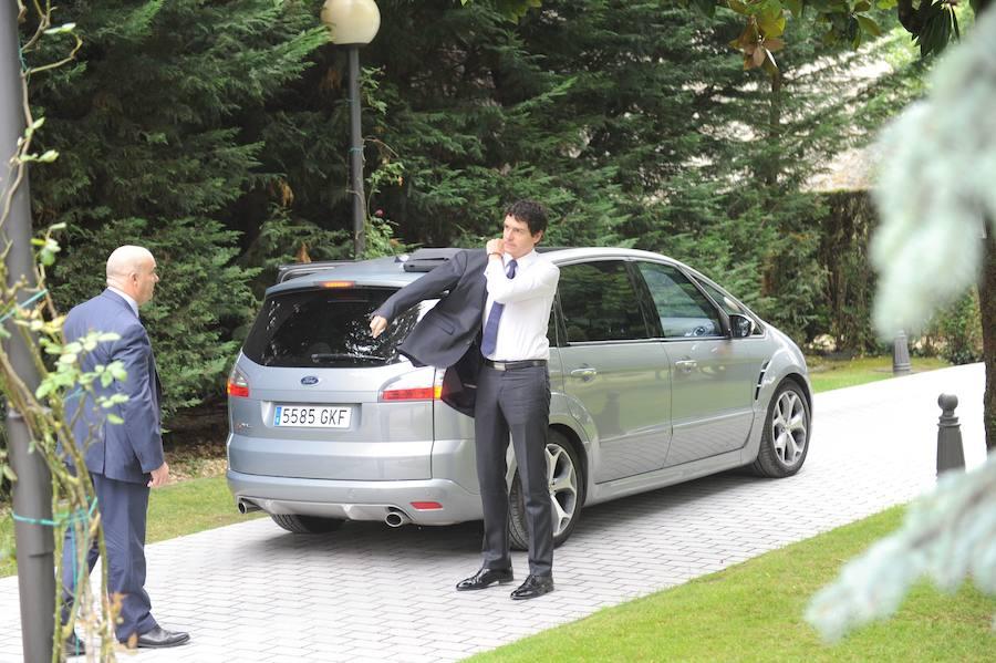 Los coches de altos cargos forales suman 169 multas de tráfico en los últimos 3 años