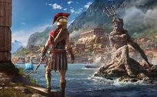 Assassin's Creed Odyssey: turbulento viaje a la Antigua Grecia