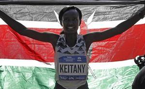 La keniana Mary Keitany recupera la corona de laurel en Nueva York