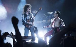 'Bohemian Rhapsody', la triunfadora del fin de semana