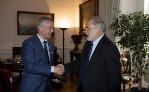 Urkullu aboga por reforzar los lazos empresariales con Chile como «socio prioritario»