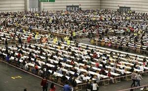 La repetición de exámenes de la OPE de Osakidetza se aplaza a 2019