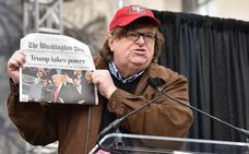 Michael Moore despedaza a Trump