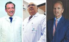 Tres médicos vizcaínos, entre los 50 mejores de España