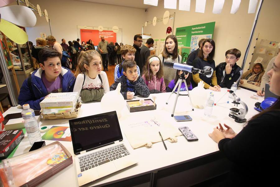 Comienza la Semana de la Ciencia para impulsar vocaciones científicas
