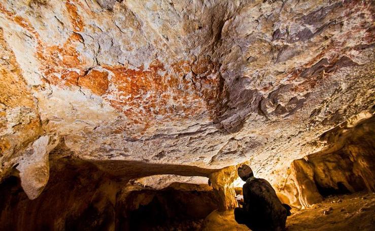 Hallazgo prehistórico en Borneo