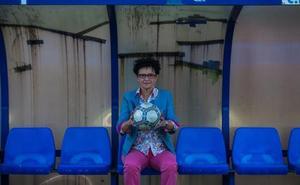 Ana Astobieta, la primera entrenadora de fútbol de Euskadi