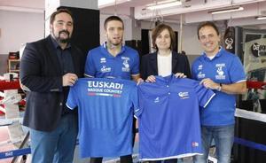 Kerman Lejarraga, welter pisuko Europako txapelduna, Basque Teamen sartu da